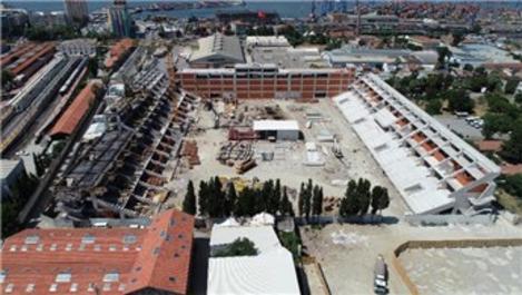 Türk futbolunun efsanesi yeniden inşa ediliyor