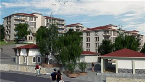 TOKİ'nin Malatya'da inşa edeceği konutların ihalesi gerçekleşti