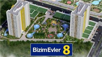 Bizim Evler 8, İstanbul Ispartakule'de hayata geçiriliyor