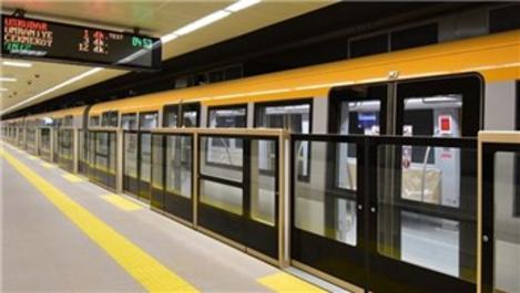 Üsküdar-Ümraniye-Çekmeköy metrosunun ikinci etabı açılıyor!