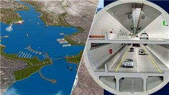 Dünyaya örnek gösterilen mega projelerde yeni dönem başlıyor