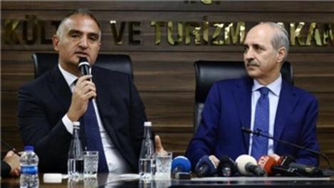 Yeni Turizm Bakanı Mehmet Ersoy'a sektör temsilcilerinden destek!