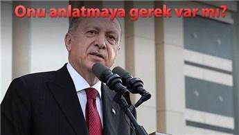 Cumhurbaşkanı Erdoğan'dan Murat Kurum değerlendirmesi