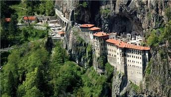 Trabzon Sümela Manastırı teleferik projesi ihaleye hazır