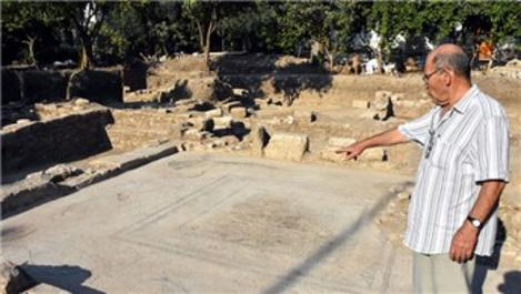 İnşaat kazısından antik döneme ait balıkçı evi çıktı