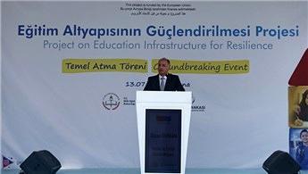 ''Adana'da 21 okul hizmete alınacak''