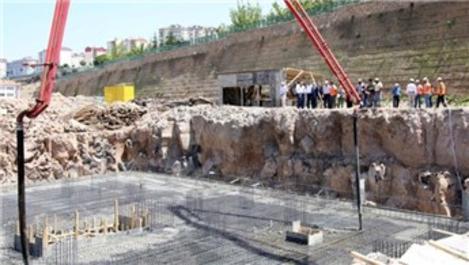 2018 yılı Kocasinan'ın inşaat yılı olacak