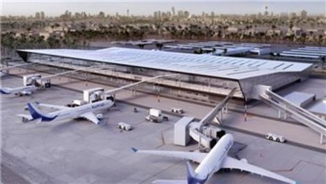 Türklerin yaptığı terminal binası Kuveyt'i ABD'ye bağladı