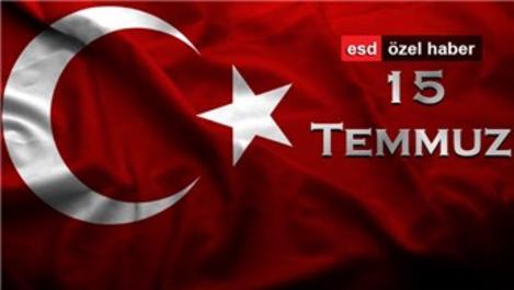 15 Temmuz Demokrasi ve Milli Birlik Günü'nde sektör tek yürek!