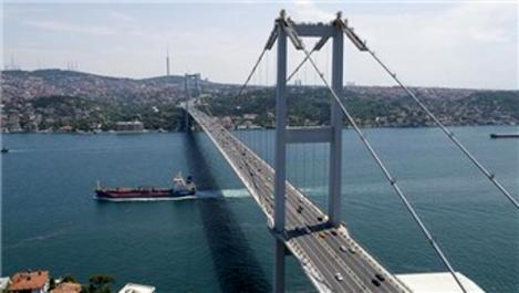 15 Temmuz Şehitler Köprüsü 14.00'ten itibaren trafiğe kapatılacak