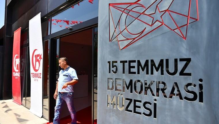 15 Temmuz Demokrasi Müzesi'ne ziyaretçi ilgisi