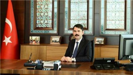 Bakan Murat Kurum, inşaat sektörü temsilcileriyle görüştü
