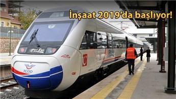 Halkalı-Kapıkule arasına yeni tren hattı geliyor!