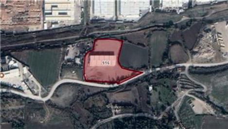 Manisa'da 7.9 milyon TL değerinde satılık fabrika!