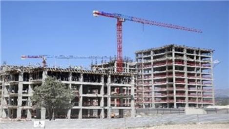 Kepez-Santral kentsel dönüşüm projesi yükseliyor