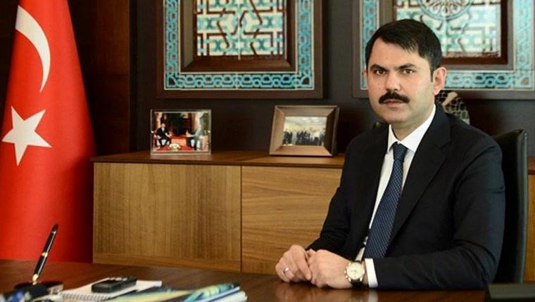 Çevre ve Şehircilik Bakanı Murat Kurum, inşaatçının umudu oldu