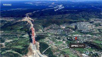 Apec Yapı'dan Sarıyer'de 48 milyon USD'ye arsa yatırımı!