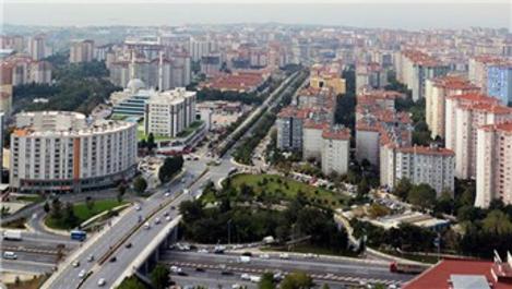 İstanbul Beylikdüzü'nde satılık 22 adet daire!