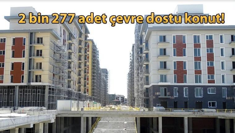 Kiptaş'tan Bayrampaşa'ya çevre dostu örnek proje