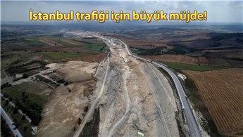 Mahmutbey'deki trafik sorunu çözülüyor