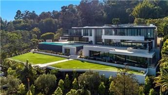 ABD'nin en pahalı evi satılıyor!