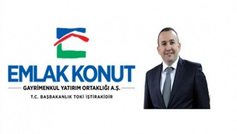 Emlak Konut GYO Yönetim Kurulu Başkanı Ertan Keleş oldu.