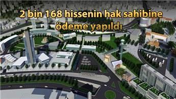 Trabzon'da kentsel dönüşüme 112 milyon lira!