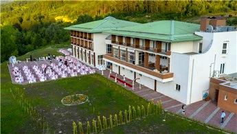 Bartın'daki 20 yıllık atıl otel turizme kazandırıldı