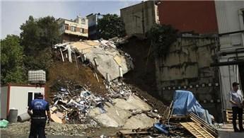 Beyoğlu'ndaki 7 bina mühürlendi