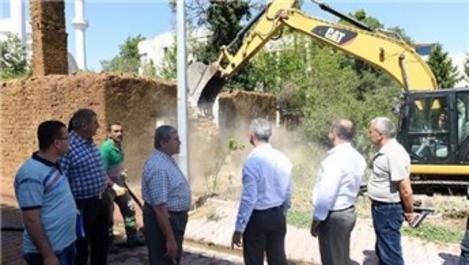 Malatya Yeşilyurt'ta 201 metruk bina yıkıldı