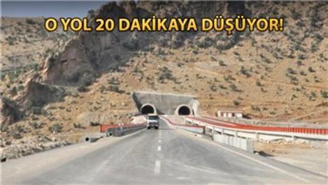 Şırnak-Cizre karayolu tamamlanma aşamasına geldi