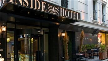 Şişli'de 4 yıldızlı otel icra yoluyla tahliye edildi