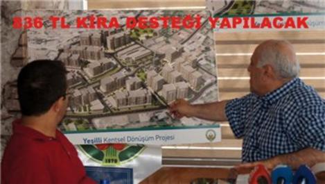 Mardin Yeşilli'de 'Kentsel Dönüşüm Projesi' tanıtıldı