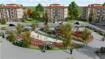 TOKİ'nin Kırşehir'deki yeni projesi!