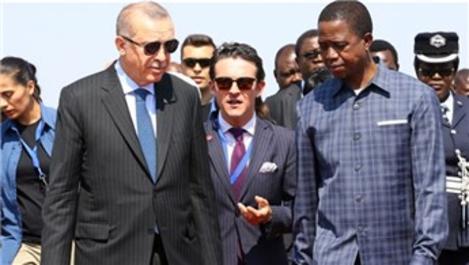 'Türk şirketlere inşaat alanında kolaylıklar sağlıyoruz'