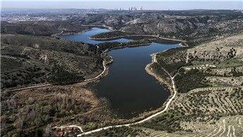 Ankara'daki Eymir Gölü'nün yanına millet bahçesi yapılacak