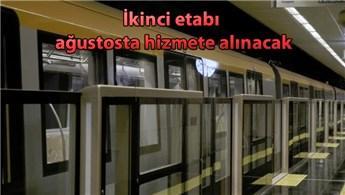 Sürücüsüz metro, 3 gün daha hizmet vermeyecek