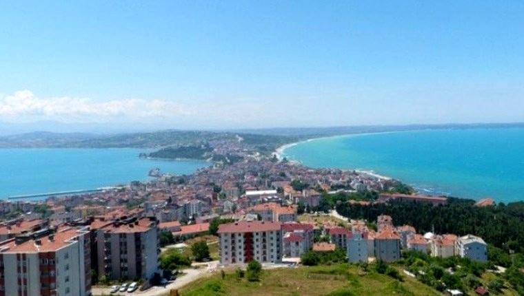 Sinop'ta 57 metre yüksekliğinde seyir kulesi inşa edildi