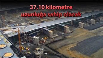 Gayrettepe- 3. Havalimanı'ndaki istasyonlar netleşti