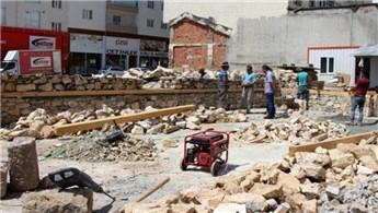 Seydişehir'de tarihi güzellikler gün yüzüne çıkıyor