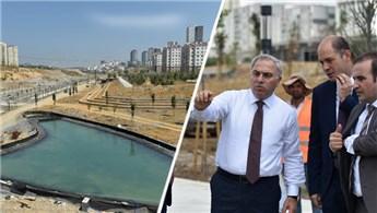 TOKİ Başkanı, TOKİPARK Kayaşehir'de incelemelerde bulundu