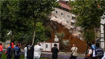 Sütlüce'deki bina çökmesinin ön raporu hazırlandı