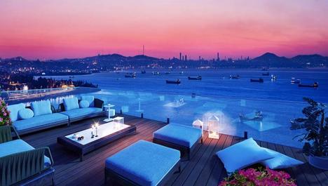 Büyükyalı İstanbul'da eşsiz boğaz manzarası keyfi!