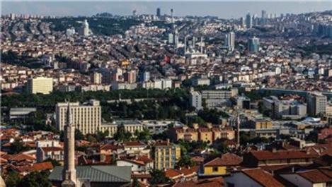 Ankara'da 10.7 milyon liraya 2 adet taşınmaz!