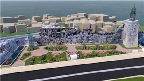 İBB, Boukoleon Sarayı'nı restore edecek