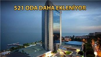 Polat Renaissence Otel, kapasitesini artırıyor