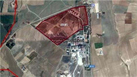 Kırşehir'de arsa ve üzerindeki taşınmazlar satılacak!