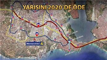 Marmara Evleri 4'ten yarısını 2020'de öde kampanyası!