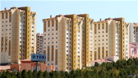 TOKİ'nin Şanlıurfa'daki projesinde kuralar çekildi
