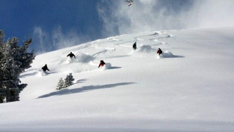 Türkiye'nin en büyük kayak tesisi Ayder'de yapılacak